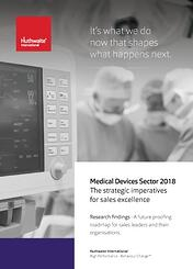 Medical Devices - sales imperatives