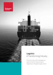 Logistics - A transforming industry