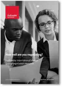 How well are you negotiating?